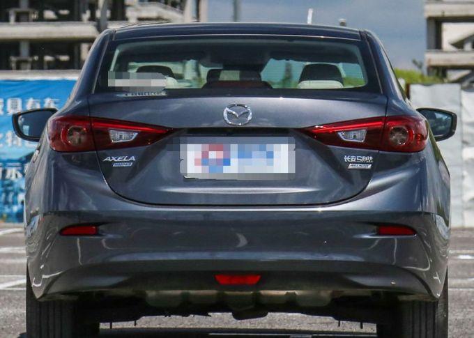 長安マツダ製次期アクセラの車名も「Mazda3」に