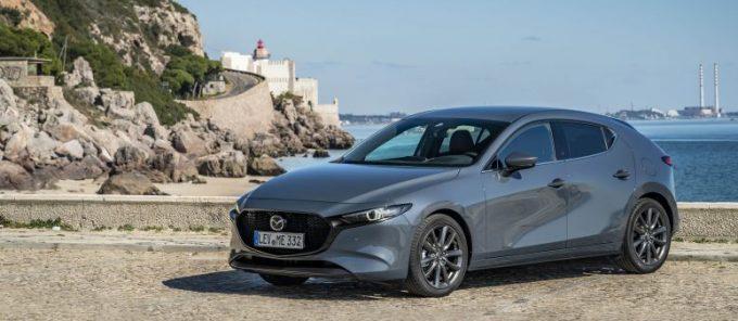 新型Mazda3(欧州仕様)が採用するi-ACTIVSENSE一覧