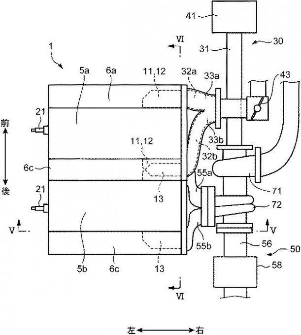 マツダ、複数のロータリーエンジンに関する特許を取得