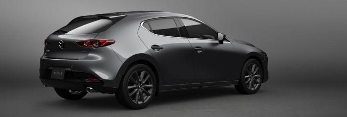 新型Mazda3 FB 15S Touring AWDを試乗してきました