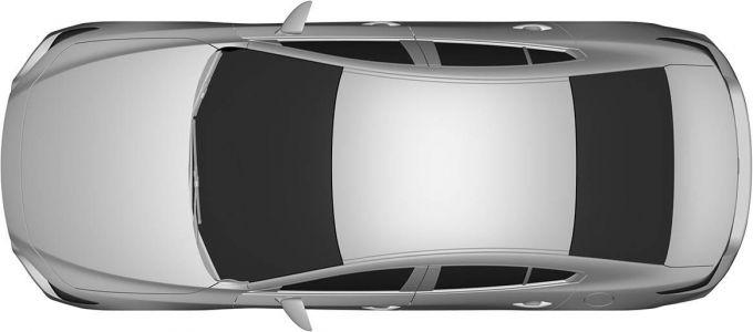 [意匠登録]新型Mazda3 SEDANのエクステリアデザイン