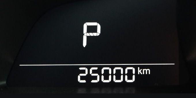 マツダ アクセラ(BM2AS)でドライブ 25000km