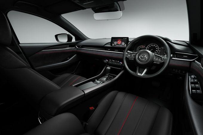 マツダ、アテンザを「Mazda6」として8月より発売