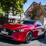 Mazda3、2020年10月のグローバル販売台数は22,150台