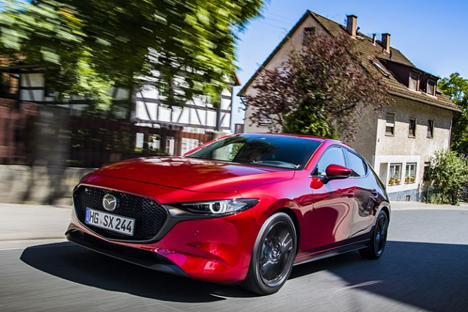 Mazda3、2019年9月のグローバル販売台数は32760台