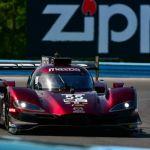 マツダチーム・ヨースト、2019 Mazda RT24-Pに「AERO Sustainable Paint Technology」を採用