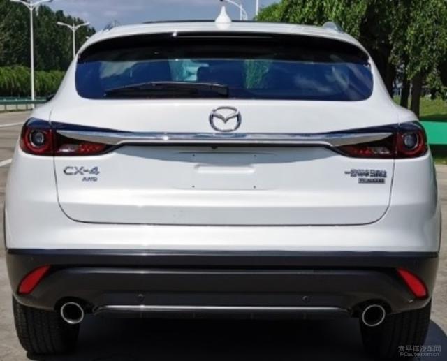 マツダ新型CX-4、エクステリアに最新の魂動デザインを採用