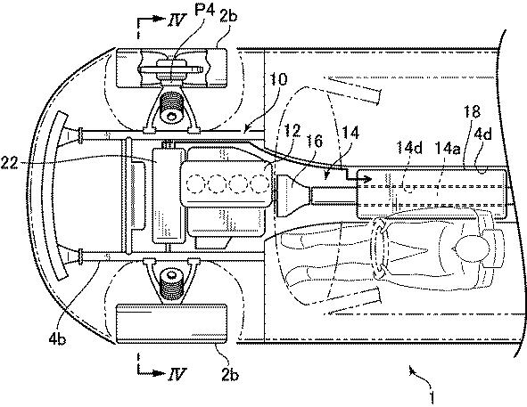 マツダ、インホイールモーターを使った電動車の特許を出願