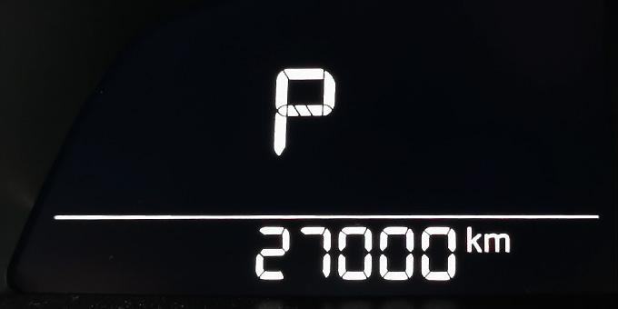 マツダ アクセラ(BM2AS)でドライブ 27000km