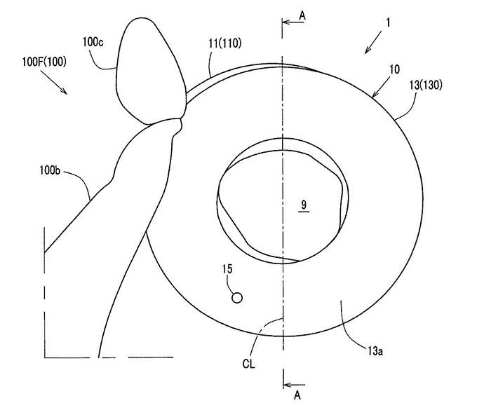 [特許]マツダ、後席用エアバッグの新たな特許を取得