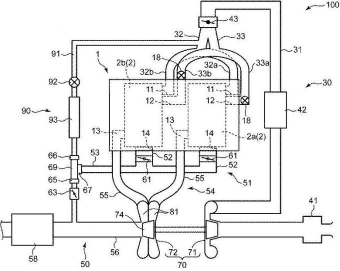 マツダ、REのタービンの駆動力をより高める特許を取得