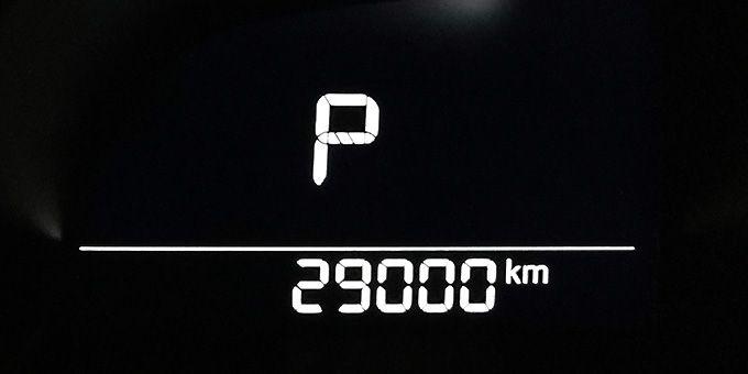 マツダ アクセラ(BM2AS)でドライブ 29000km