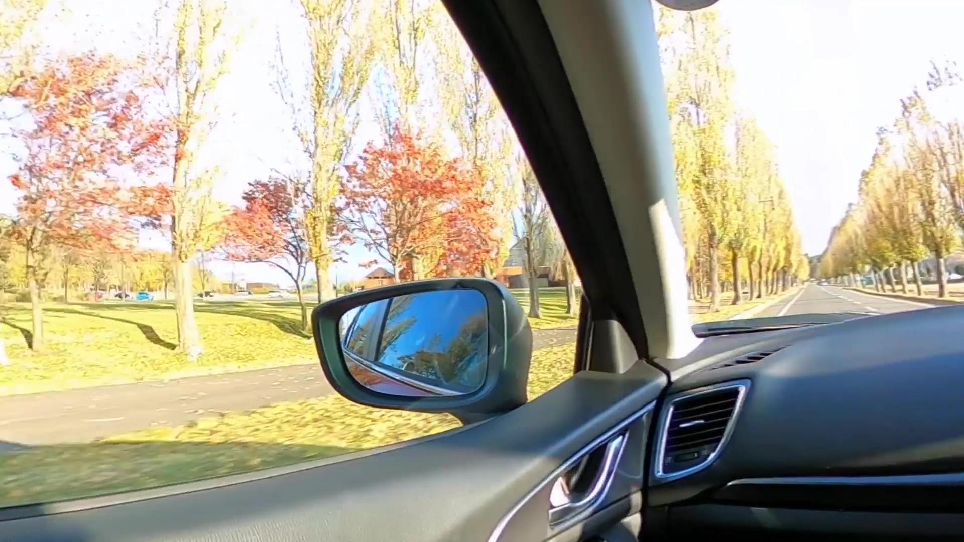 [動画]GoPro MAXを使った360°車載動画(テスト編)