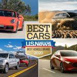 マツダ、U.S. Newsによる2020 Best Vehicle Brand Awardsに選ばれる