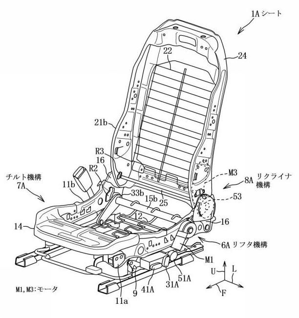 マツダのシートに関する話題二つ、特許とケイレツ
