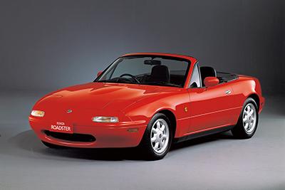 NAロードスターが「2019 日本自動車殿堂 歴史遺産車」に