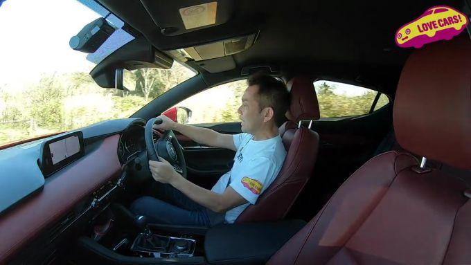 [動画]国内仕様でもMT推し、Mazda3 SKYACTIV-X試乗
