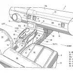 [特許]マツダ、MX-30のようなフローティング・コンソールの特許を出願