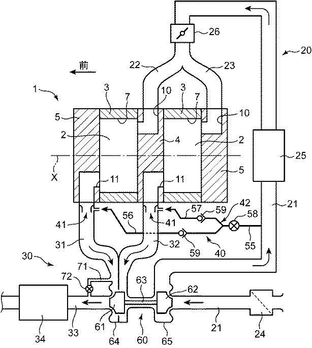 マツダ、ターボ過給エンジンの排気装置の特許を取得