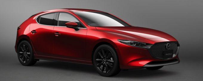 国内仕様Mazda3 SKY-X搭載車について色々分かってきた