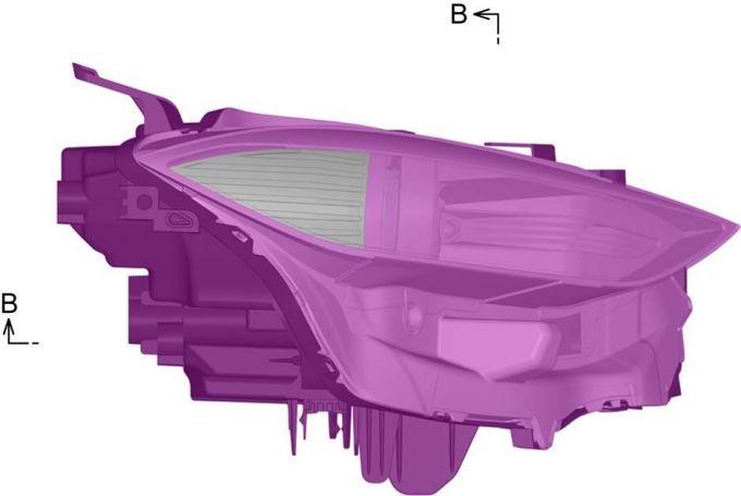 マツダ、中国専用車CX-4のヘッドランプを登録