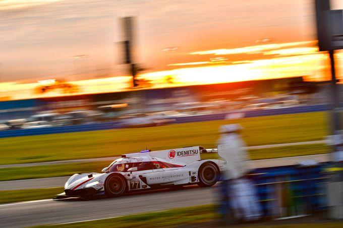 マツダRT24-P 77号車、デイトナ24時間レースで総合2位!