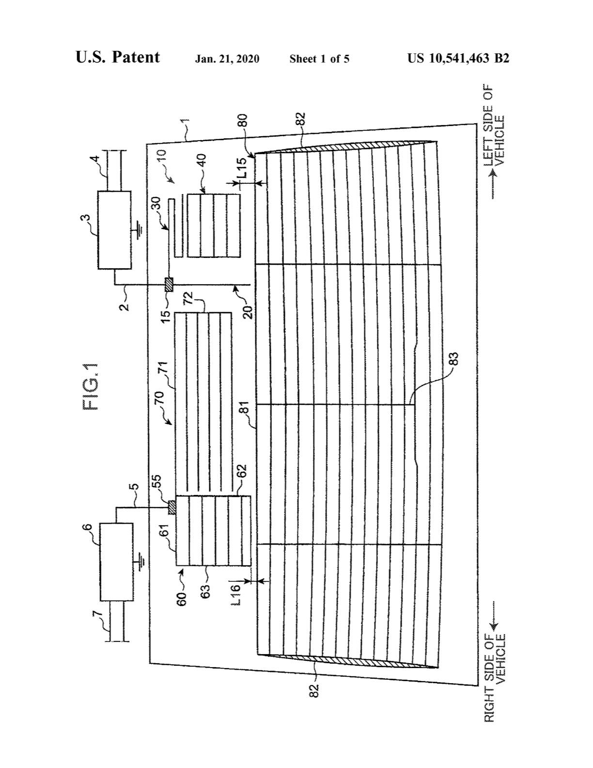 [特許]マツダ、米国でガラスアンテナの特許を出願