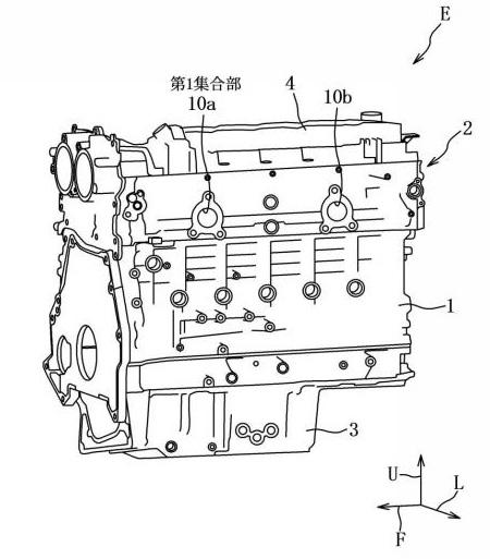 マツダ、6気筒エンジンと8速ATに関する特許を出願
