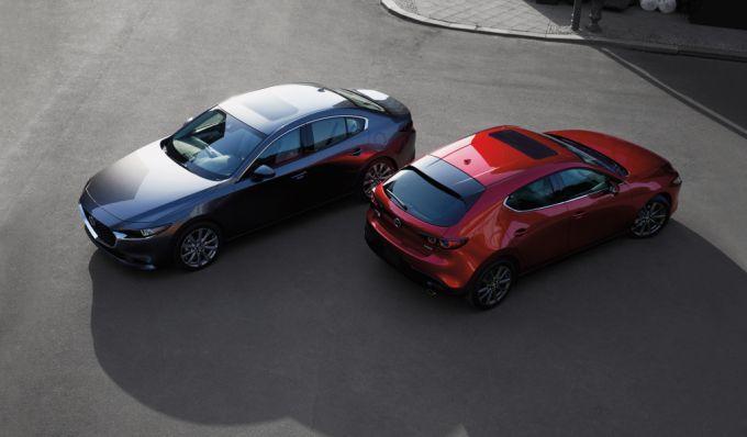 北米仕様2021 Mazda3にターボモデル追加の可能性大