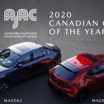 Mazda3、2020カナダカー・オブ・ザ・イヤーを獲得!