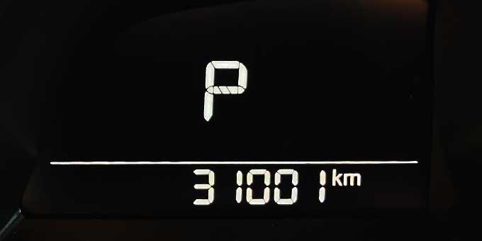 マツダ アクセラ(BM2AS)でドライブ 31000km