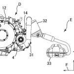 [特許]マツダ、レンジエクステンダーEVの排気構造で特許を出願