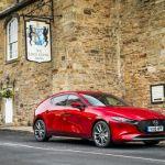 Mazda3、英国で「スモール・ハッチ・オブ・ザ・イヤー」に選ばれる