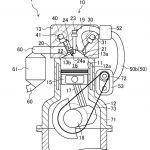 [特許]マツダ、圧縮自着火燃焼2ストロークエンジンの特許を出願