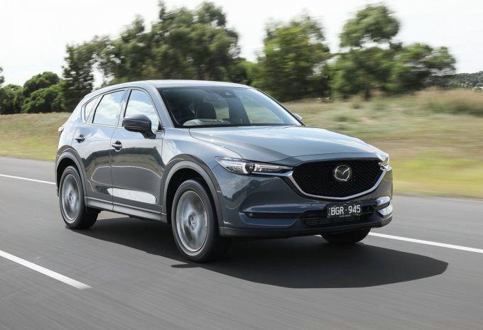 マツダオーストラリア、2020 CX-5をリリース