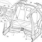 [特許]マツダ、車体構造に関する数多くの特許を出願