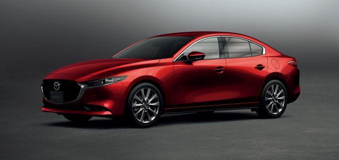 マツダ、Mazda3セダンにSKY-G 1.5搭載モデルを追加発売