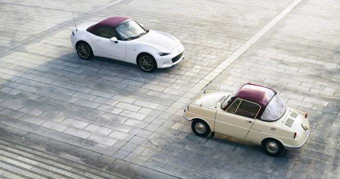 北米マツダ、100周年特別記念車を発表。MX-5のみ?