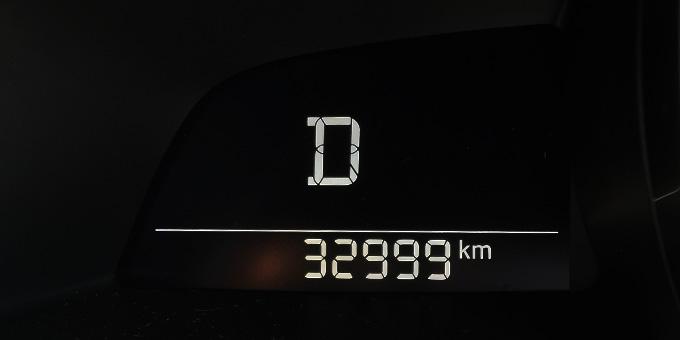 マツダ アクセラ(BM2AS)でドライブ 33000km