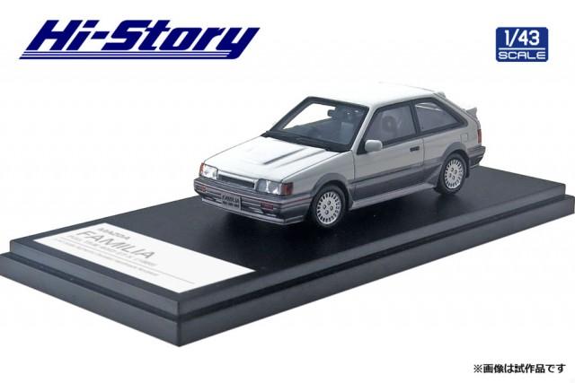 1/43 FAMILIA FULL TIME 4WD GT-Xが2020年8月に発売