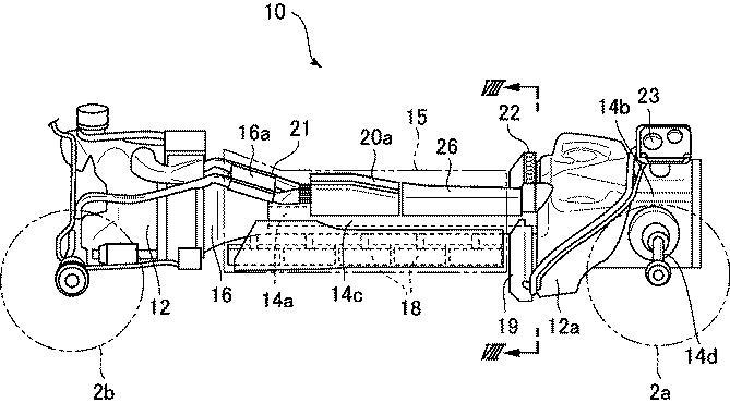 マツダ、PHVの電源装置と駆動装置の特許を出願