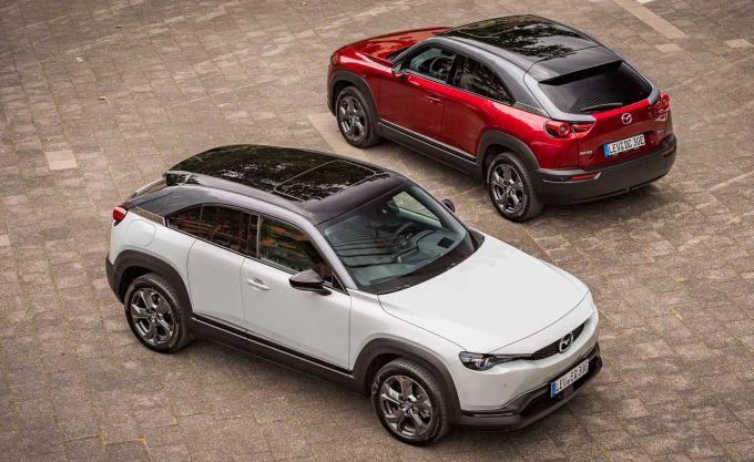 マツダ、欧州で車両ソフトのリモートアプデの提供開始