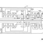 [特許]マツダ、8速自動変速機の特許を複数出願