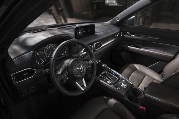 北米マツダ、2021 CX-5を来月発売。センターディスプレイ大型化など