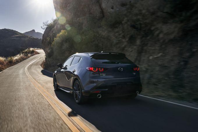 Mazda3ターボモデルのオ豪州投入が近づいている??