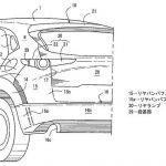 [特許]マツダ、CX-30などSUVの車両の後部構造の特許を出願