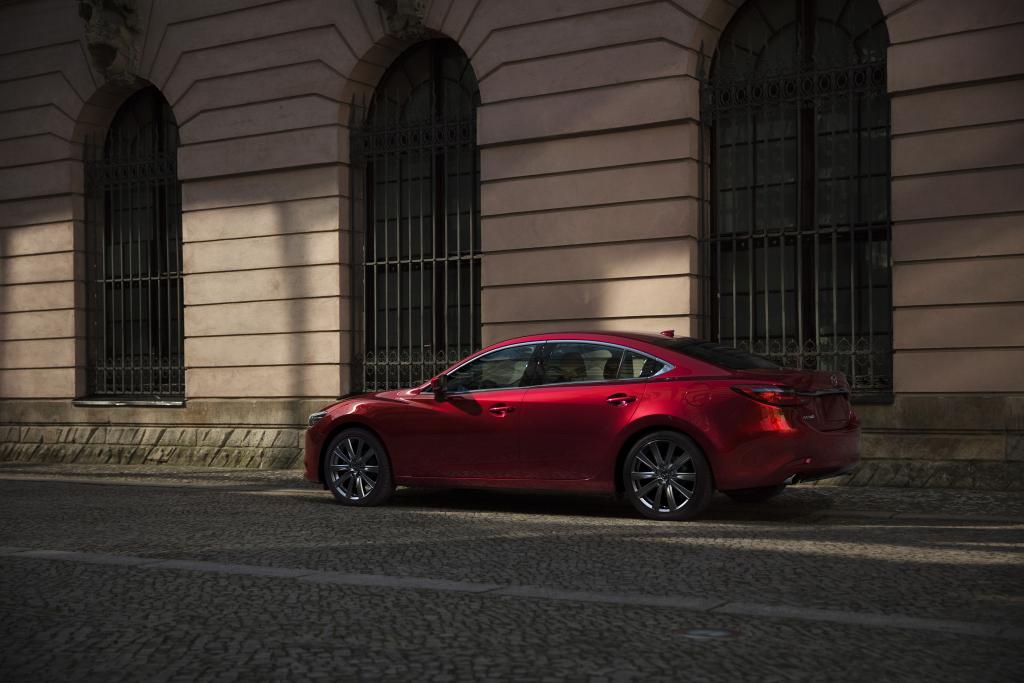 北米マツダ、2021 Mazda6を9月後半に発売