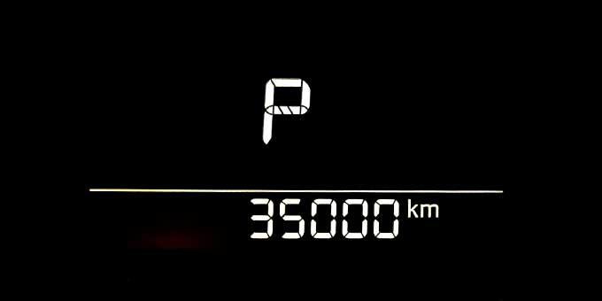 マツダ アクセラ(BM2AS)でドライブ 35000km