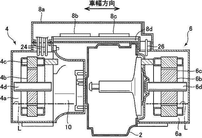 マツダ、発電用REを備える車両駆動装置の特許を出願