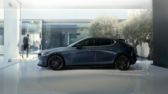 2021 Mazda3 2.5 TurboのEPA燃費が明らかに